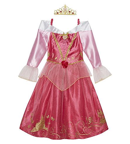 DISNEY PRINCESS Storyteller Sleeping Beauty costume 3-8 years (Pink