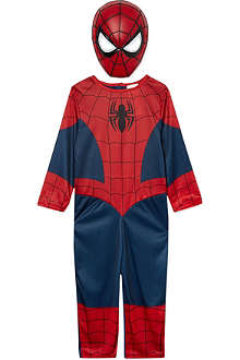 RUBIES Spiderman dress up costume 3-8 years