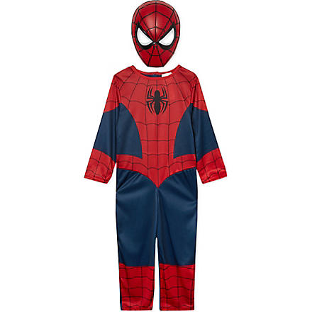 RUBIES Spiderman dress up costume S-L (Multi