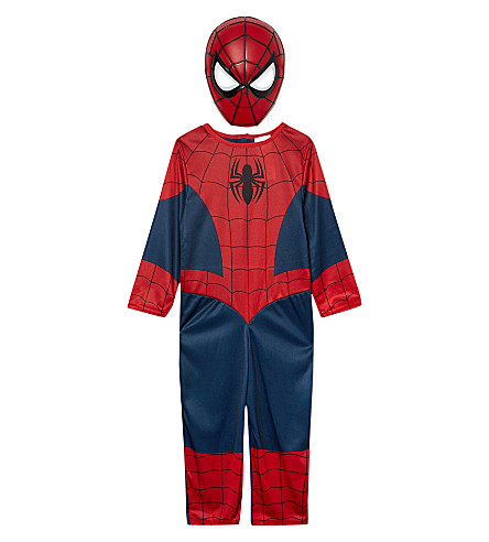SPIDERMAN Spiderman dress up costume 3-8 years (Multi