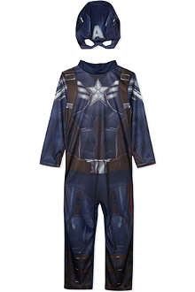 RUBIES Captain America dress up costume S-L