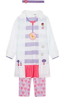 DOCTOR MCSTUFFIN Classic doctor's outfit 3-4 years