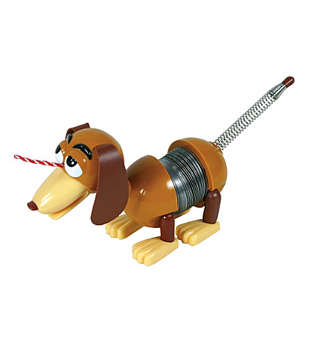 POCKET MONEY Slinky dog Jr. toy