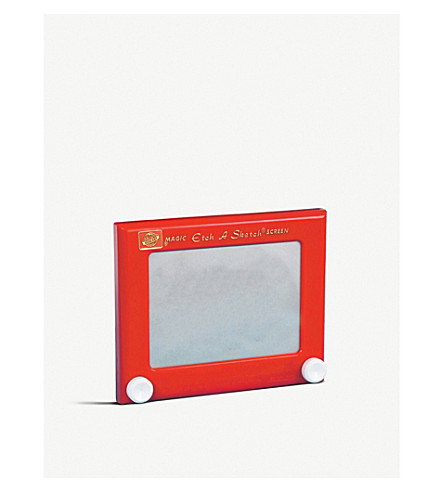 POCKET MONEY Classic etch a sketch