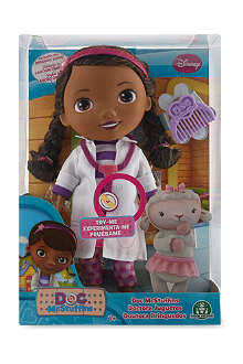 DOCTOR MCSTUFFIN Doc McStuffins doll