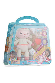 DOCTOR MCSTUFFIN Spotty Lambie playset