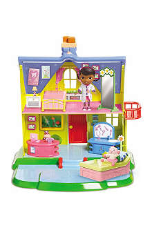 DOCTOR MCSTUFFIN Doctors clinic playhouse