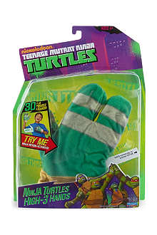 NINJA TURTLES High-3 battle hands