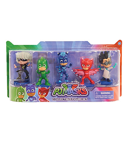 PJ MASKS PJ Masks Collectible Figure Pack