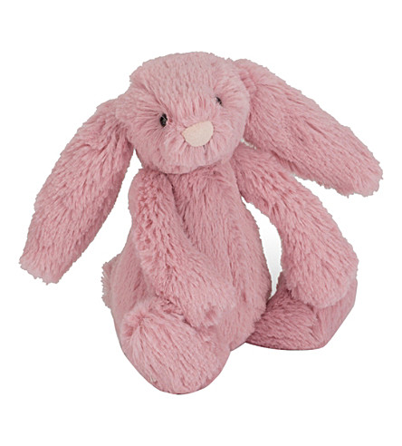 POCKET MONEY Bashful Bunny baby soft toy