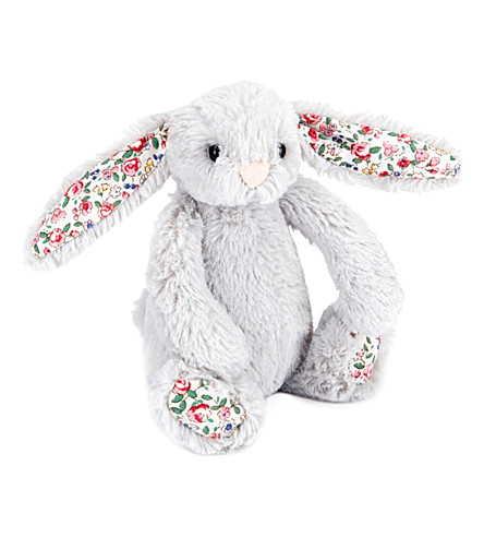 POCKET MONEY Blossom Bunny baby soft toy