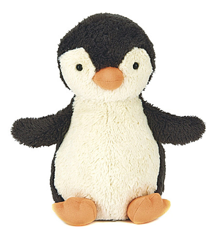 POCKET MONEY Peanut Penguin small plush toy