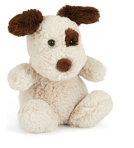 POCKET MONEY Poppet Pup soft toy