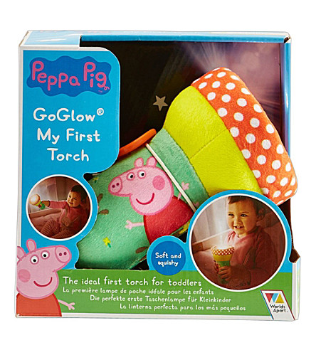 PEPPA PIG My First Torch