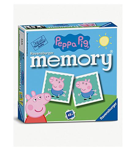 PEPPA PIG Peppa Pig mini memory game
