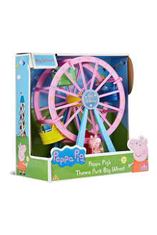 PEPPA PIG Peppa Pig theme park big wheel
