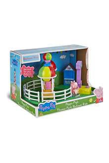 PEPPA PIG Peppa Pig theme park balloon ride