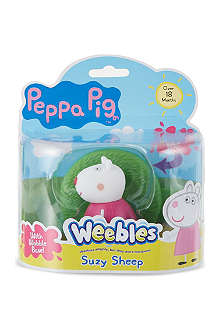 PEPPA PIG Suzy Sheep Weebles