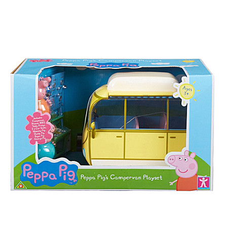 PEPPA PIG Peppa Pig Campervan Set