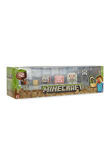 MINECRAFT Core animal pack