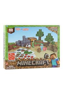 MINECRAFT Minecraft Papercraft overworld
