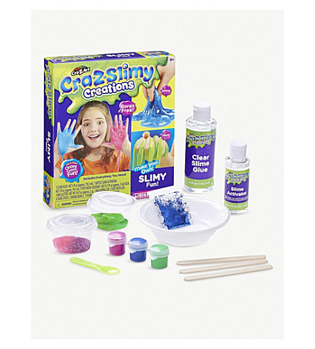 POCKET MONEY Cra-Z-Slimy Creations Slimy Fun kit