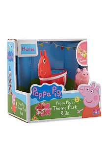 PEPPA PIG Theme park ride