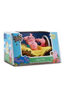 PEPPA PIG Muddy puddle adventure buggy