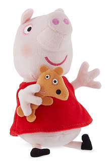 PEPPA PIG Soft touch collectible plush toy
