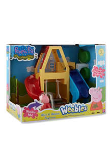 PEPPA PIG Wind & wobble playhouse