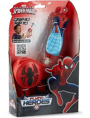 SPIDERMAN Spiderman flying heroes