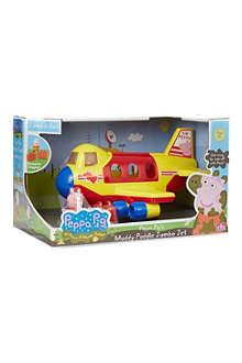 PEPPA PIG Peppa Pig's jumbo jet