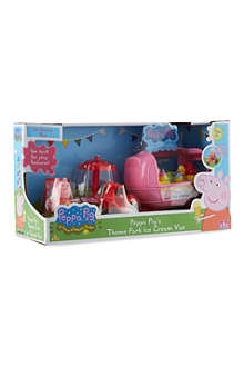 PEPPA PIG Theme Park Ice Cream Van playset