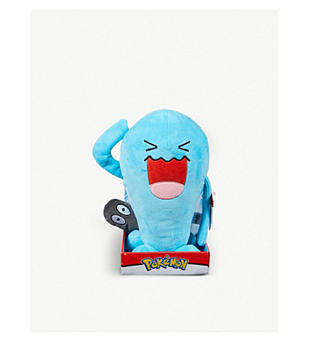 POKEMON Wobbuffet soft toy 30cm