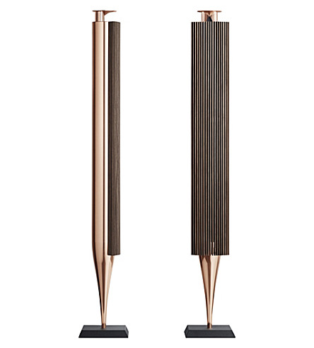 BANG & OLUFSEN Beolab 18 wireless loudspeakers (Rose+golden+walnut