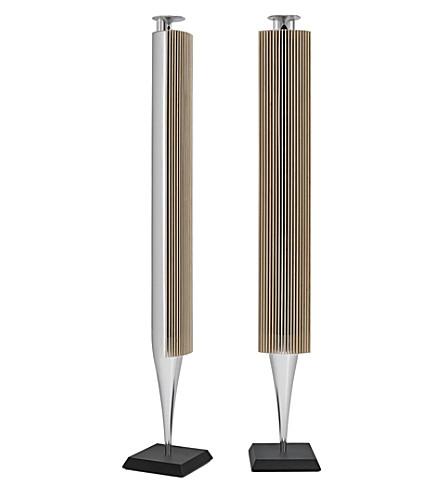 BANG & OLUFSEN Beolab 18 无线扬声器 (银色和橡木