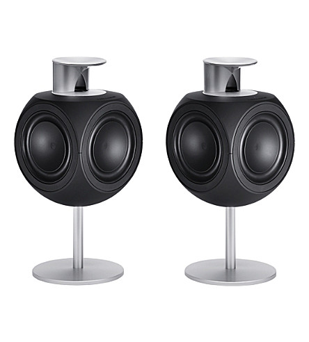 BANG & OLUFSEN Beolab 3 compact speakers (Black