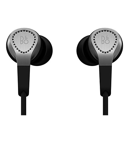B&O PLAY BY BANG & OLUFSEN Beoplay H3 2nd generation in-ear headphones (Silver aluminium