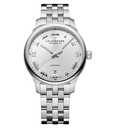 CHOPARD L.U.C 1937 Classic stainless steel watch