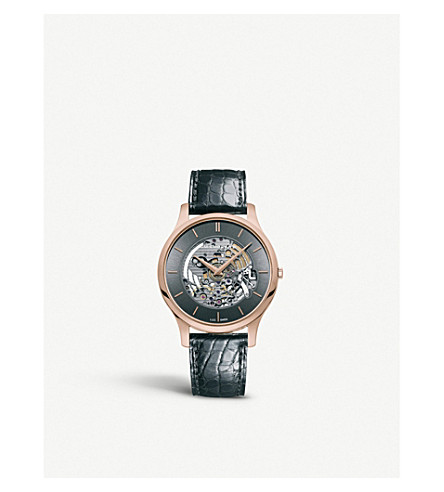 CHOPARD L.U.C XP Skeletec Rose Gold Watch
