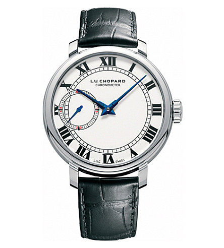 CHOPARD L.U.C 1963 Platinum Watch