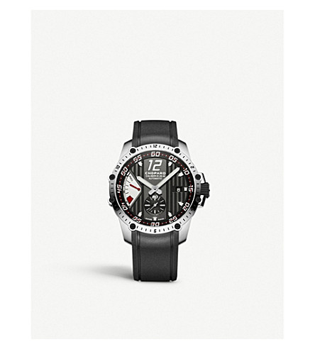CHOPARD Superfast Power Control stainless steel watch