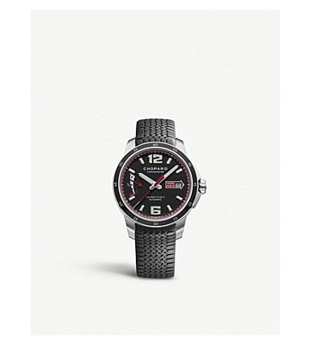 CHOPARD Mille Miglia stainless steel GTS power control watch