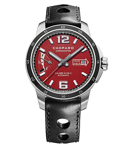 CHOPARD Mille Miglia stainless steel 2015 race edition watch