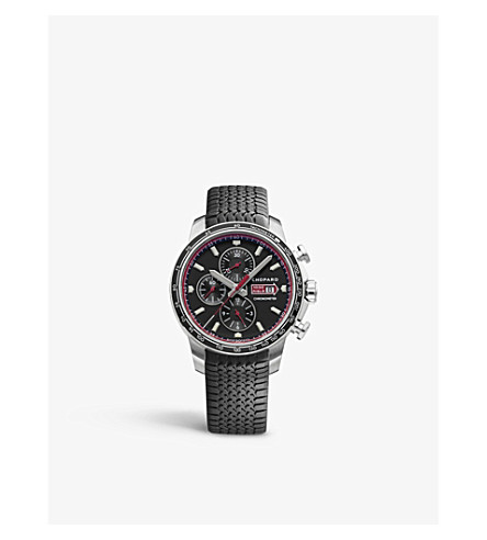 CHOPARD Mille Miglia stainless steel GTS chronograph watch