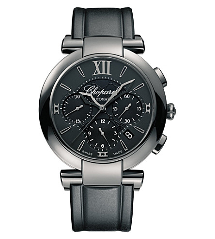 CHOPARD 388549-3007 Imperiale stainless steel watch