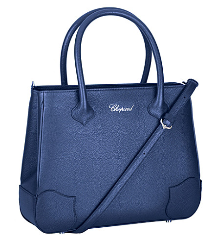 CHOPARD Verona leather shoulder bag