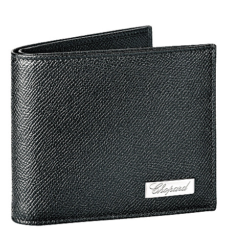 CHOPARD Il Classico small leather wallet