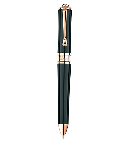 CHOPARD IMPERIALE rose gold-plated ballpoint pen
