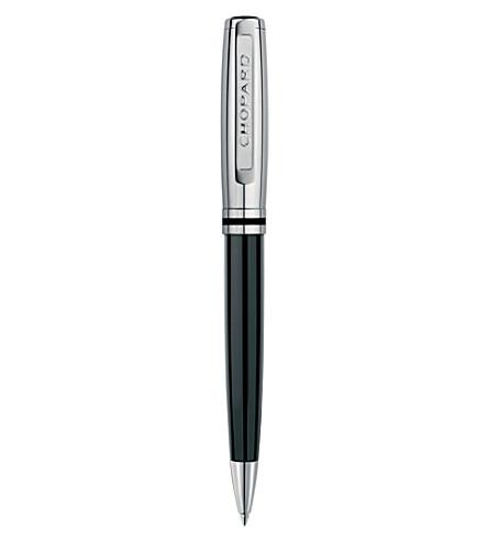 CHOPARD Brescia palladium-plated ballpoint pen